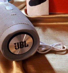 Портативная колонка JBL Music 3 цвет серый grey20