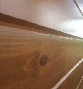 Внутренняя и наружная отделка деревянных домов