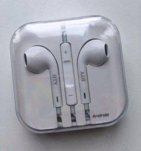 Наушники iPhone