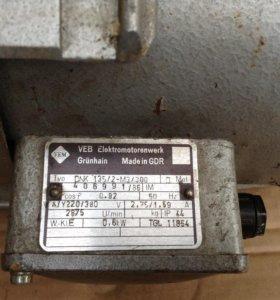 Электродвигатель для швейной машины