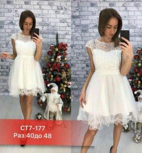 Вечернее платье новое платье