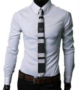 Новая рубашка белая