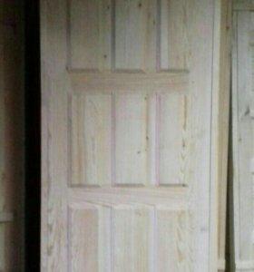Двери (деревянные)