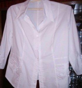 Продам блузку рубашку
