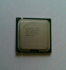 Процессор Intel core 2 E7300 2.66GHZ