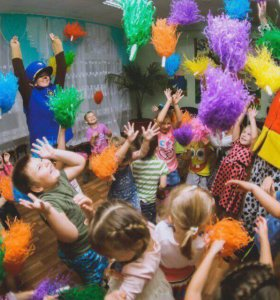 Супер детские праздники