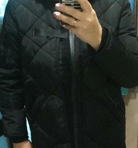 Зимняя женская куртка, р. 46