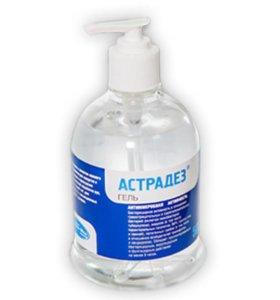 Астрадез-гель с дозатором, 0,5л