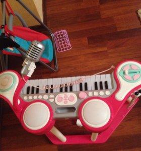 Пианино elc