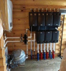 Системы отопления,водоснабжения, канализации.