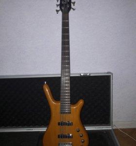Warwick Rock Bass Corvette 5 (2007)