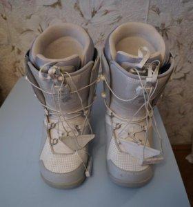 Ботинки для сноуборда K2