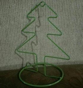 Декор елка