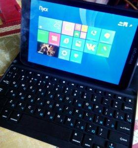 Windows планшет с клавиатурой Prestigio