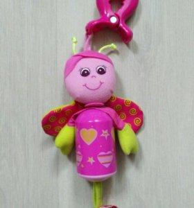 Подвеска-колокольчик Tiny Love бабочка Софи