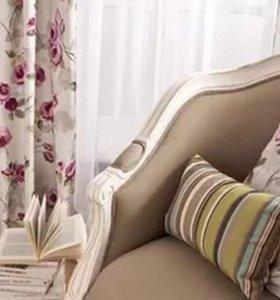 Пошив штор. Ремонт одежды