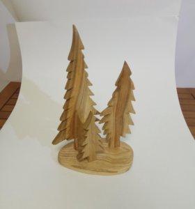 Елка лес сувенир