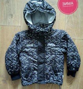 Куртка зимняя на мальчика MMDadak