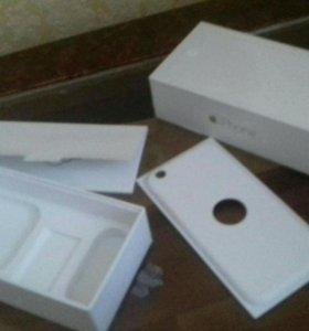 Оригинал коробка айфон 6