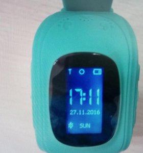 """ Умные часы GPS трекером """