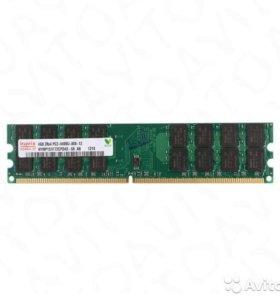 Hynix 4GB DDR2 800MHz PC2-6400 AMD Motherboar
