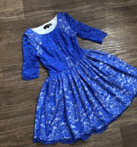 Милейшее платье кружево