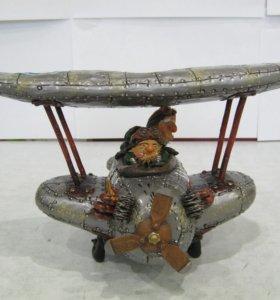 "Скульптура Guillermo Forchino ""Отважные дьяволы"""