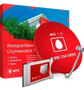 "Спутниковое ТВ ""МТС"""