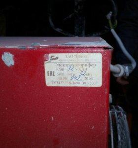 Электрокалорифер кэв 32 ухл4