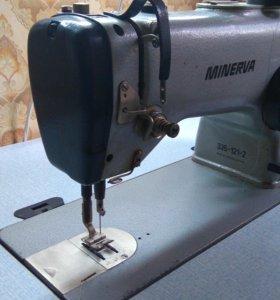 электрическая швейная машина «Минерва» (чсср)