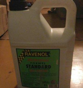 Масло RAVENOL минерал стандарт/SAE 10W-30/5л