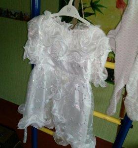 Праздничное платьеце