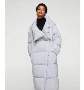 Пуховик пальто MANGO