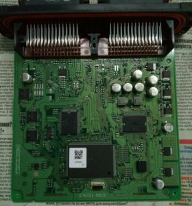 Блок управления двигателем Мазда 3(BL)