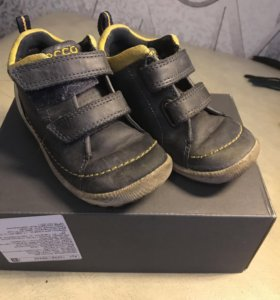 Осенние ботинки Экко