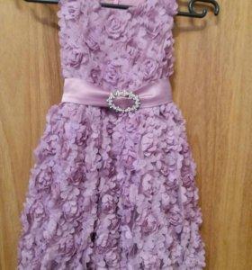 Праздничное платье