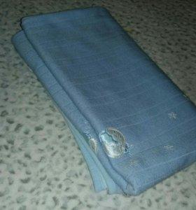Одеялко в коляску