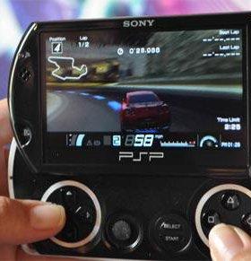 Продам консоль sony PSP GO