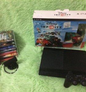 PS3(пс3) на 500гб