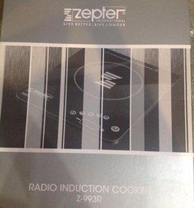 Индукционная плита Zepter (Цептер)