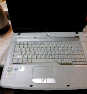 Ноутбук ACER aspire 5520