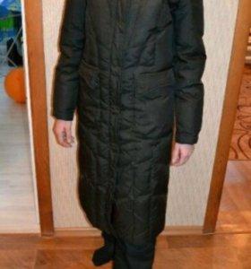 Зимняя куртка (пух перо)