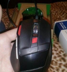 Игровая Мышка sven GX970