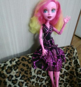 Кукла Monster high Гуллиопа