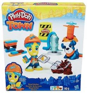 «Житель и питомец» Собака Play-Doh (Плей-До).