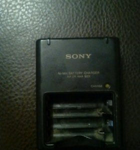 Зарядник для аккумуляторных батареек