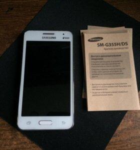 Продаю смартфон Samsung galaxy core 2