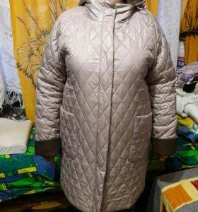 Женская куртка. размер 50-52.