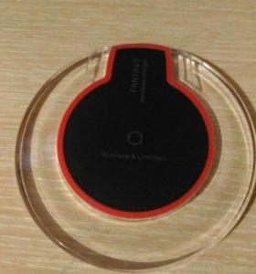 Беспроводная зарядка на йотафон или самсунг