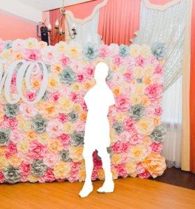Фотозона для свадеб и праздников.